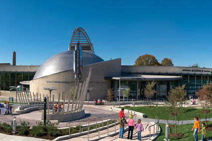The Ontario Science Center in Toronto